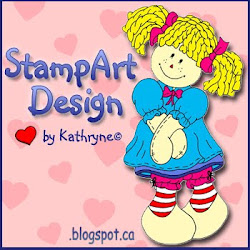 9 button StampArt Design by Kathryne final badge